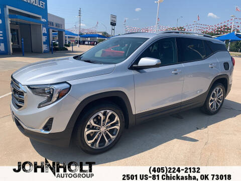 2020 GMC Terrain for sale at JOHN HOLT AUTO GROUP, INC. in Chickasha OK