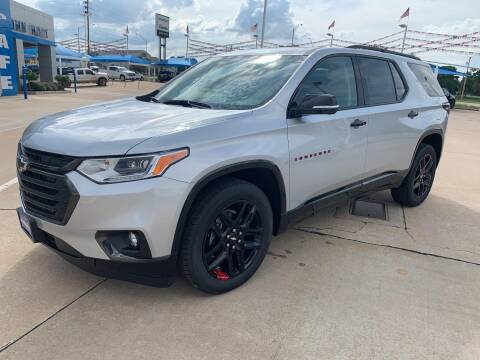 2020 Chevrolet Traverse for sale at JOHN HOLT AUTO GROUP, INC. in Chickasha OK