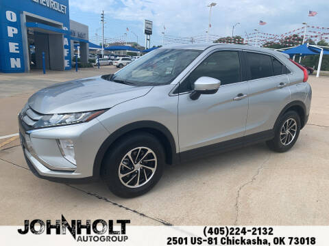 2020 Mitsubishi Eclipse Cross for sale at JOHN HOLT AUTO GROUP, INC. in Chickasha OK