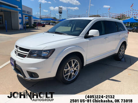 2019 Dodge Journey for sale at JOHN HOLT AUTO GROUP, INC. in Chickasha OK