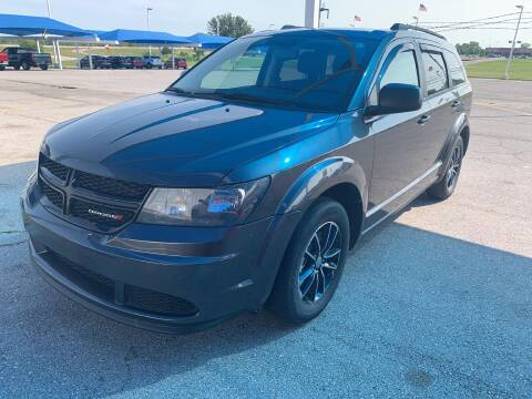2017 Dodge Journey for sale at JOHN HOLT AUTO GROUP, INC. in Chickasha OK