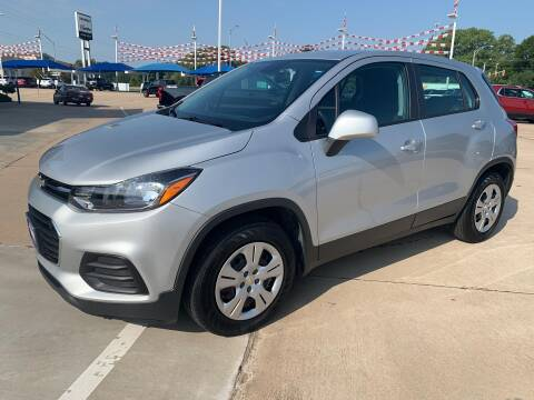 2018 Chevrolet Trax for sale at JOHN HOLT AUTO GROUP, INC. in Chickasha OK