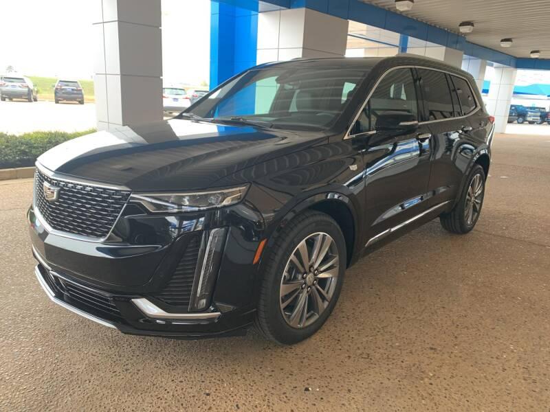 2021 Cadillac XT6 for sale at JOHN HOLT AUTO GROUP, INC. in Chickasha OK