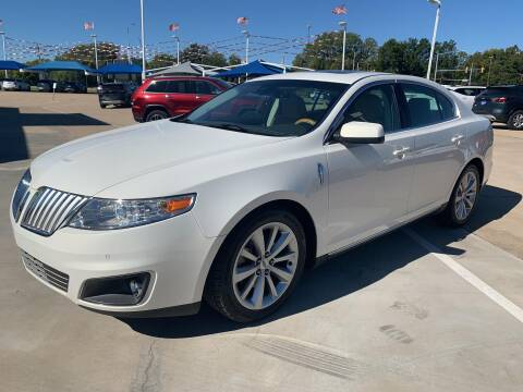 2012 Lincoln MKS for sale at JOHN HOLT AUTO GROUP, INC. in Chickasha OK