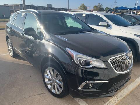 2017 Buick Envision for sale at JOHN HOLT AUTO GROUP, INC. in Chickasha OK