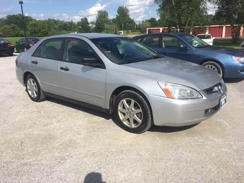 2005 Honda Accord for sale in Sheldon, VT