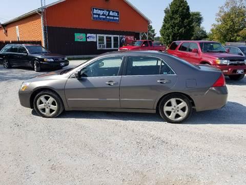 2006 Honda Accord for sale in Sheldon, VT
