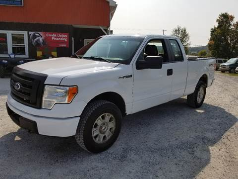 2010 Ford F-150 for sale in Sheldon, VT