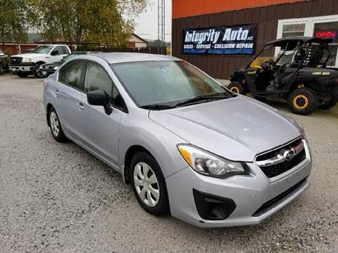 2014 Subaru Impreza for sale in Sheldon, VT