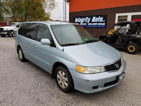 2004 Honda Odyssey for sale in Sheldon, VT