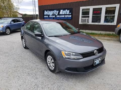 2013 Volkswagen Jetta for sale in Sheldon, VT