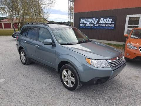 2009 Subaru Forester for sale in Sheldon, VT