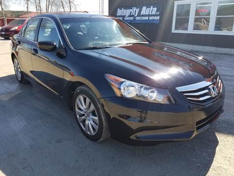 2011 Honda Accord for sale in Sheldon, VT