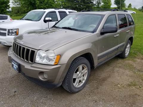2006 Jeep Grand Cherokee for sale in Sheldon, VT