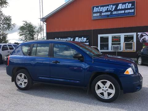 2009 Jeep Compass for sale in Sheldon, VT