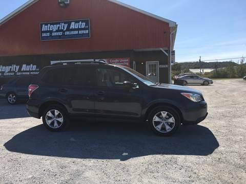 2015 Subaru Forester for sale in Sheldon, VT