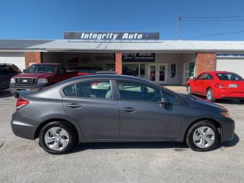 2013 Honda Civic for sale in Sheldon, VT