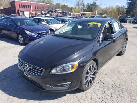 2016 Volvo S60 for sale at Integrity Auto LLC - Integrity Auto 2.0 in St. Albans VT