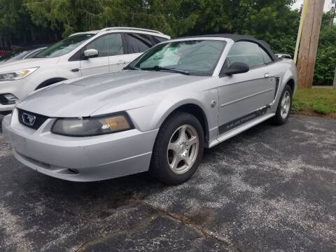 2004 Ford Mustang for sale at Integrity Auto LLC in Sheldon VT