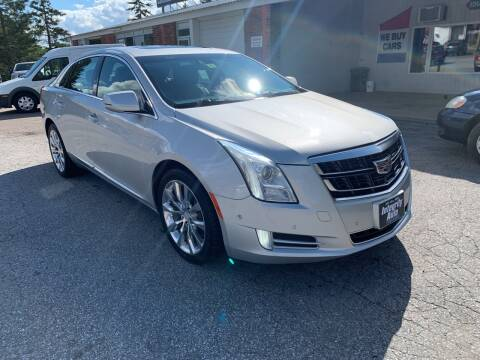 2016 Cadillac XTS for sale at Integrity Auto LLC - Integrity Auto 2.0 in St. Albans VT