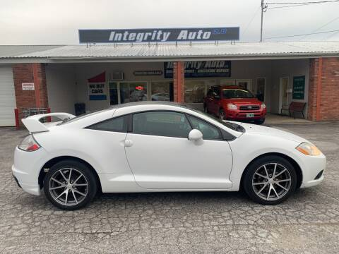 2012 Mitsubishi Eclipse for sale at Integrity Auto LLC - Integrity Auto 2.0 in St. Albans VT