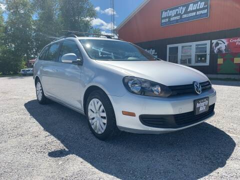 2014 Volkswagen Jetta for sale at Integrity Auto LLC in Sheldon VT