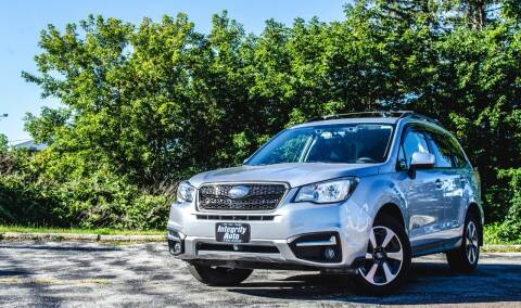 2018 Subaru Forester for sale at Integrity Auto LLC - Integrity Auto 2.0 in St. Albans VT