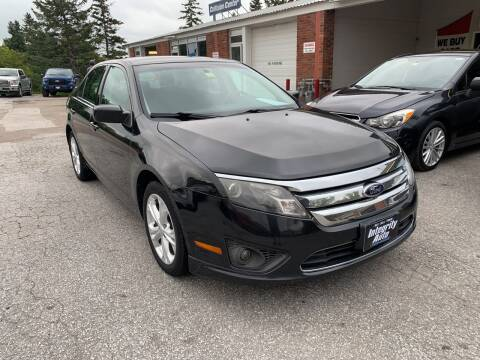 2012 Ford Fusion for sale at Integrity Auto LLC - Integrity Auto 2.0 in St. Albans VT