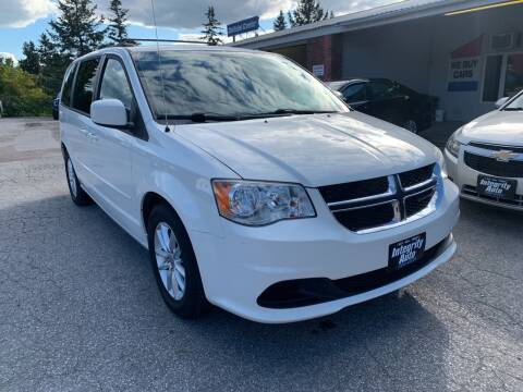 2013 Dodge Grand Caravan for sale at Integrity Auto LLC in Sheldon VT