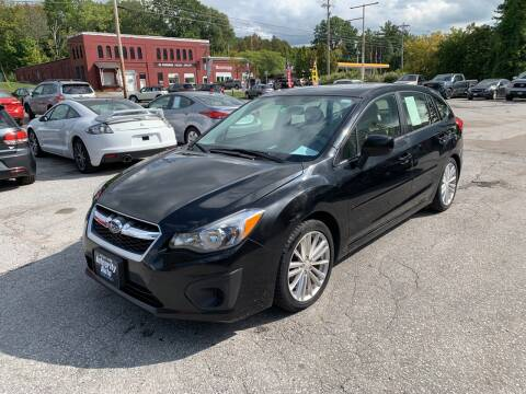 2014 Subaru Impreza for sale at Integrity Auto LLC - Integrity Auto 2.0 in St. Albans VT