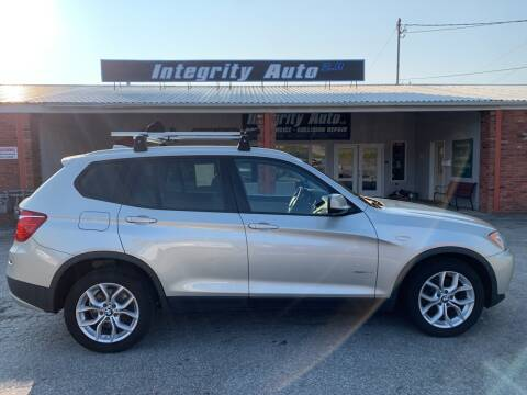 2011 BMW X3 for sale at Integrity Auto LLC - Integrity Auto 2.0 in St. Albans VT