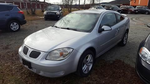 2008 Pontiac G5 for sale in Sheldon, VT