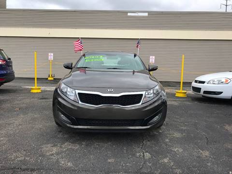 2013 Kia Optima for sale in Wayne, MI