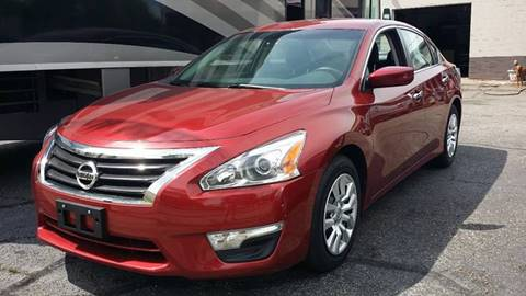 2015 Nissan Altima for sale in New Albany, IN