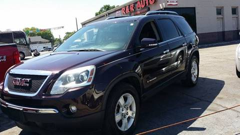 2008 GMC Acadia for sale in New Albany, IN