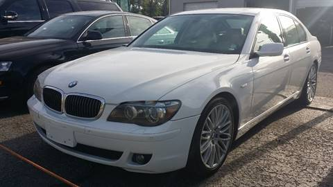 2007 BMW 7 Series for sale in New Albany, IN