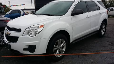 2013 Chevrolet Equinox for sale in New Albany, IN
