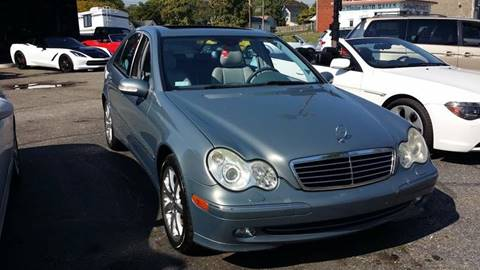 2004 Mercedes-Benz C-Class for sale in New Albany, IN