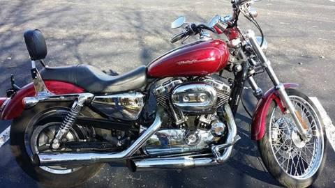 2005 Harley-Davidson Sportster 1200C for sale in New Albany, IN