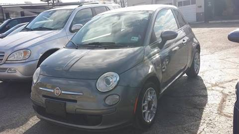 2012 FIAT 500 for sale in New Albany, IN