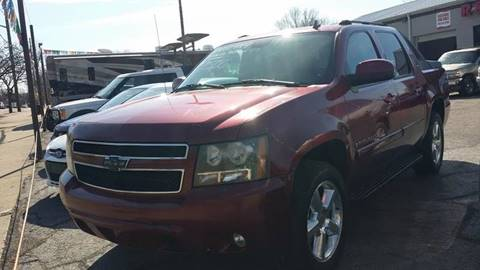 2007 Chevrolet Avalanche for sale in New Albany, IN
