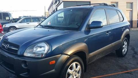 2005 Hyundai Tucson for sale in New Albany, IN