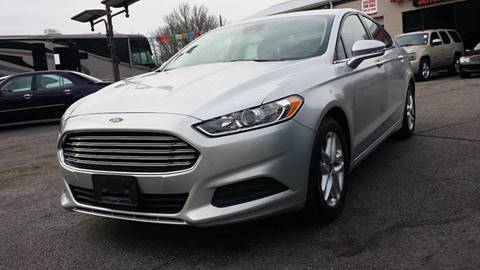 2016 Ford Fusion for sale in New Albany, IN