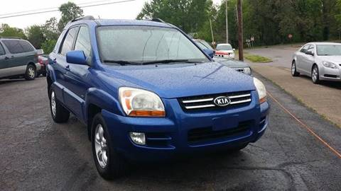 2008 Kia Sportage for sale in New Albany, IN