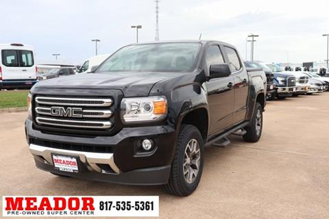 2015 GMC Canyon for sale in Fort Worth, TX