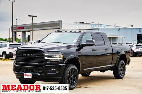 2019 RAM Ram Pickup 2500 for sale in Fort Worth, TX
