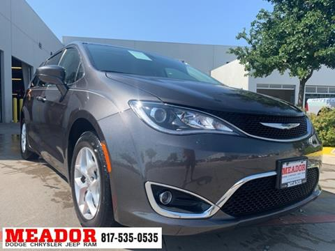 2018 Chrysler Pacifica for sale in Fort Worth, TX