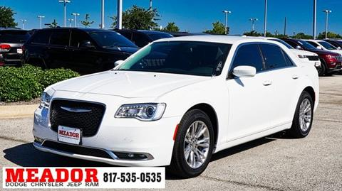 2019 Chrysler 300 for sale in Fort Worth, TX