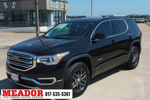 2018 GMC Acadia for sale in Fort Worth, TX