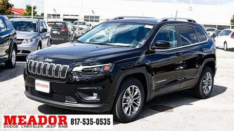 2020 Jeep Cherokee for sale in Fort Worth, TX
